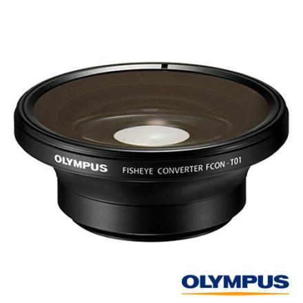 OLYMPUS FCON-T01 TG1/TG2/TG3/TG4/TG5 用 魚眼 廣角鏡(FCONT01,元佑貨)
