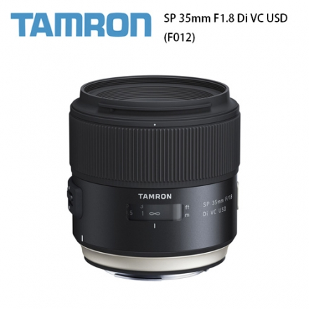 Tamron SP 35mm F1.8 Di VC USD (F012) 定焦鏡 35 F1.8