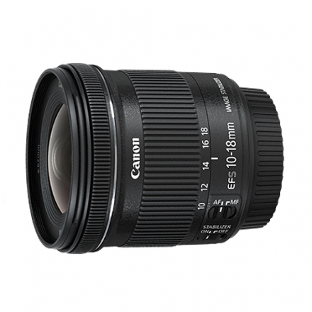 Canon EF-S 10-18mm F4.5-5.6 IS STM(10-18,公司貨)
