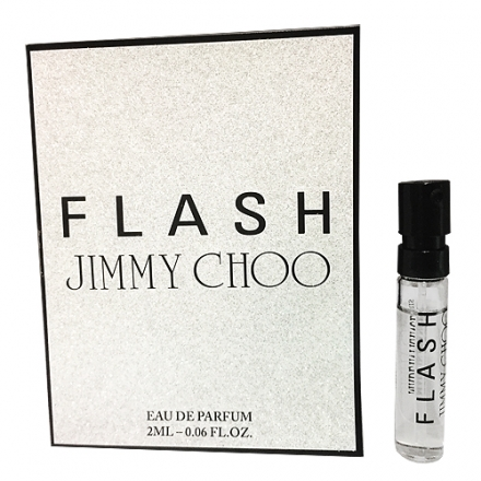 【JIMMY CHOO】FLASH 舞光 女性淡香精 2ml(噴式)
