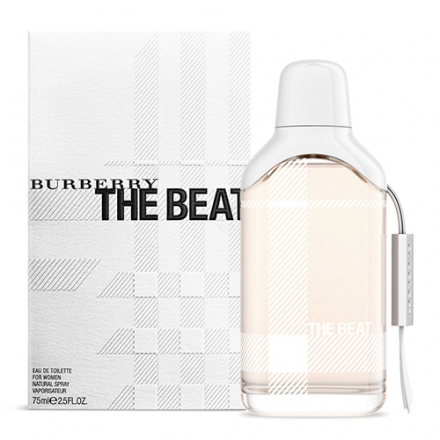【BURBERRY】The Beat 節奏 女性淡香水 75ml (亞洲清新版)