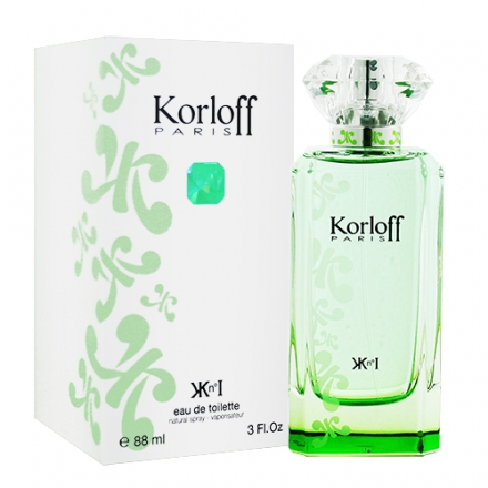 Korloff GREEN DIAMOND 翡翠神話 淡香水 88ml