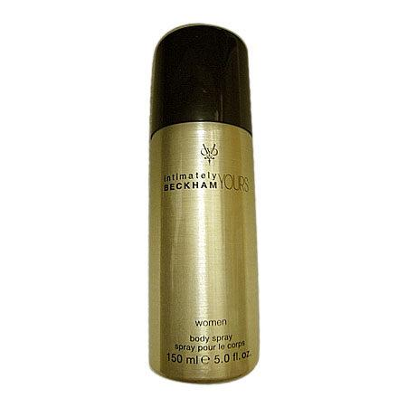 David Beckham 貝克漢 Intimately Yours 香體噴霧 150ml