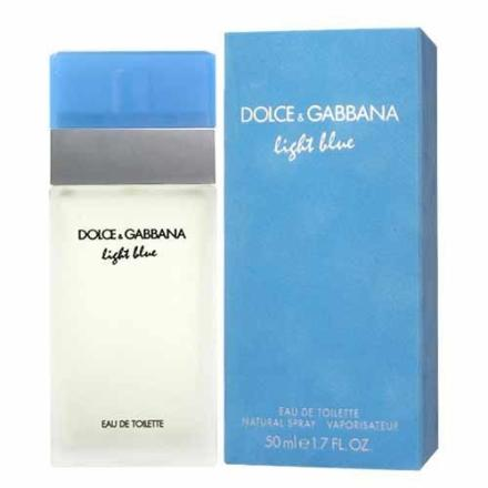 D&G Light Blue 淺藍 女性淡香水 50ml