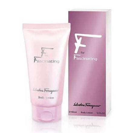 Ferragamo F for Fascinating 閃粉愛戀香氛身體乳150ml