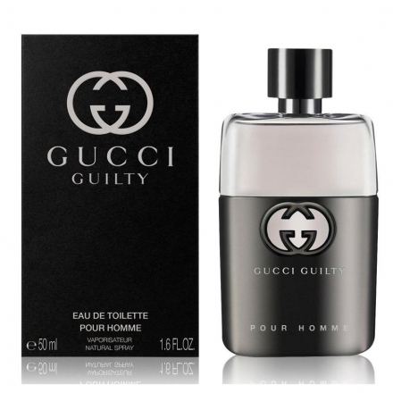 GUCCI GUILTY 罪愛 男用香水 50ml