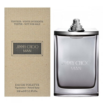 JIMMY CHOO Man 同名 男性淡香水 TESTER 100ML