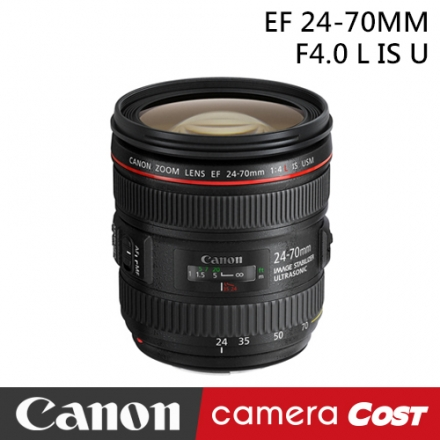 CANON EF 24-70MM F4.0 L IS U 公司貨