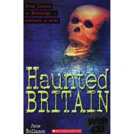 Scholastic ELT Readers Level 1: Haunted Brita..