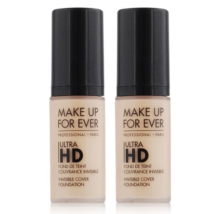 MAKE UP FOR EVER ULTRA HD超進化無瑕粉底液(5ML)x2#117