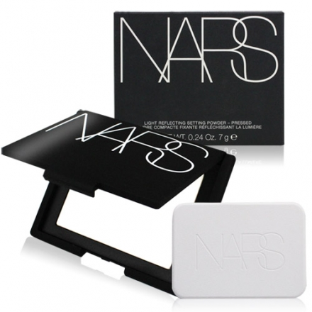 NARS 裸光蜜粉餅 CRYSTAL #1412(0.24oz/7g)