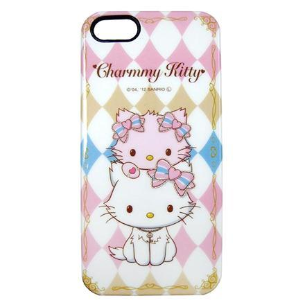 iPhone5.5S GD正品 Charmmy Kitty-Charmmy姊妹 手機殼 Enya 恩