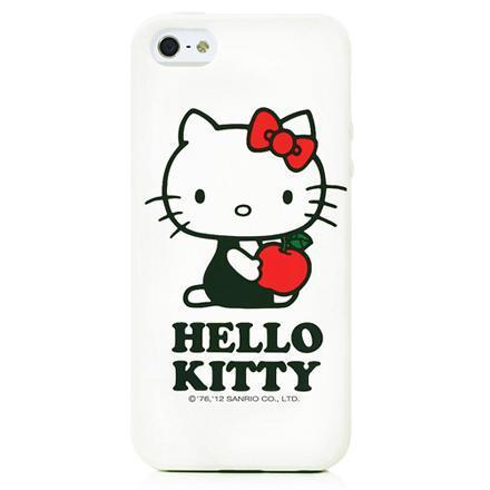 iPhone5.5S GOMO正品 Hello Kitty-蘋果A 手機殼 Enya 恩雅