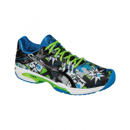 asics GEL-SOLUTION SPEED 3專業網球鞋E618N-0190