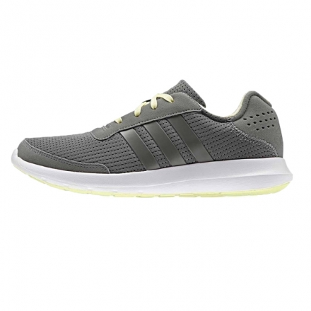 adidas element refresh m Textile專業慢跑鞋-女AQ2224