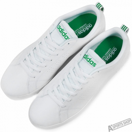 【adidas】男 ADVANTAGE CLEAN VS 休閒鞋 愛迪達 白 -F99251