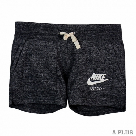 【NIKE】女 AS W NSW GYM VNTG SHORT 運動短褲- 883734010
