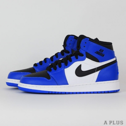【NIKE】女 AIR JORDAN 1 RETRO HIGH BG 籃球鞋- 705300400