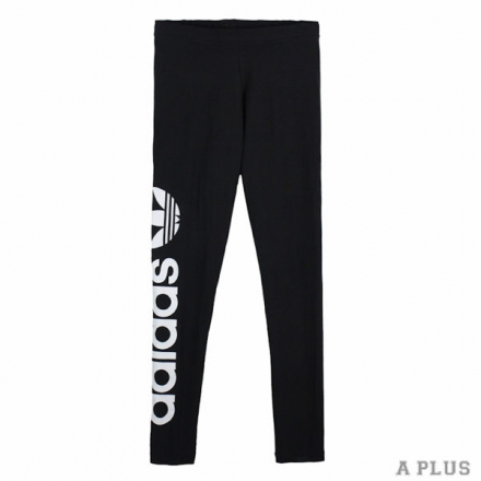 【adidas】女 LINEAR LEGGINGS 緊身長褲 - AJ8081