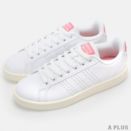 【adidas】女 CLOUDFOAM ADVANTAGE CLEAN W 愛迪達 (休閒)鞋- AW3974