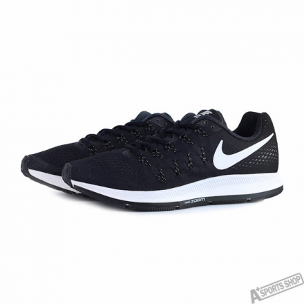 【NIKE】男 AIR ZOOM PEGASUS 33 慢跑鞋 黑 -831352001