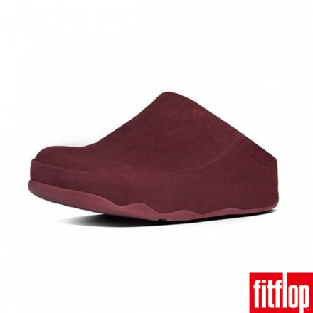 FitFlop™GODH™ MOC SUEDE HOT CHERRY