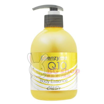 韓國Beauty Credit Q10彈力身體乳液 400ml【BG Shop】