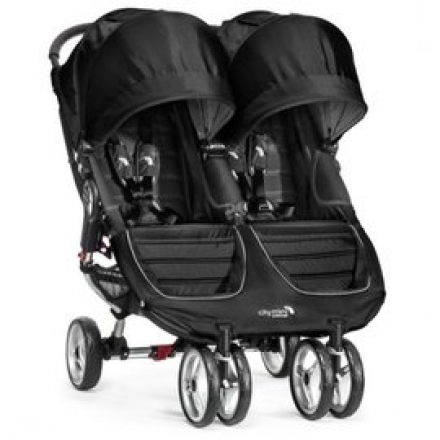*babygo* Baby Jogger city mini double *專利秒收*運動雙人推車