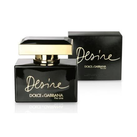 D&G The One Desire 唯我誘惑女性淡香精 50ml