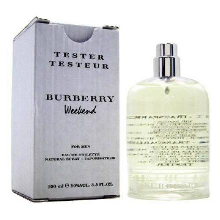 BURBERRY Weekend 周末男性淡香水 100ml-Tester包裝