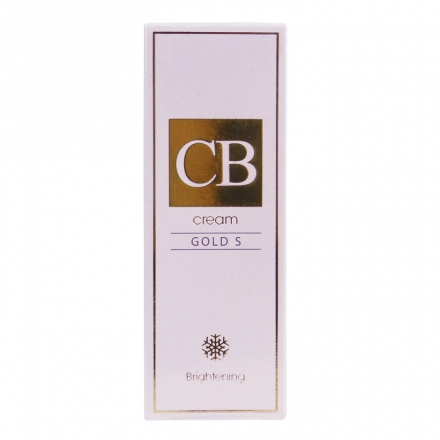 韓國 CB cream Gold 神奇美白霜 35mL◆86小舖◆