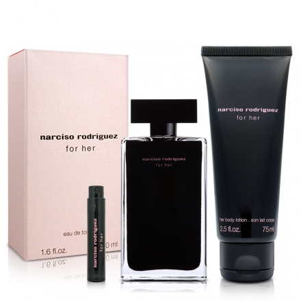 Narciso Rodriguez For Her 女性淡香水(50ml)-送體乳&針管◆香水麗麗◆