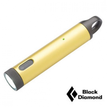 【美國 Black Diamond】行動電源手電筒 Ember Power Light 620801『黃』