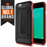 iPhone 6S Spigen Neo Hybrid Carbon-複合式邊框碳纖維保護殼