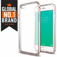 APPLE iPhone 6S Spigen Neo Hybrid EX-複合式邊框透明保護殼