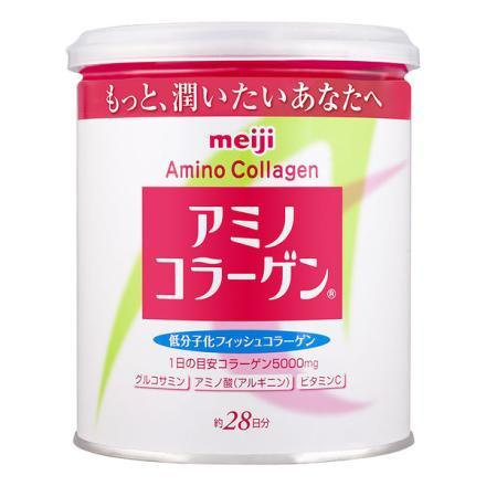 明治 膠原蛋白粉 (200g/ 單罐) 日本 meiji Amino Collagen【杏一】