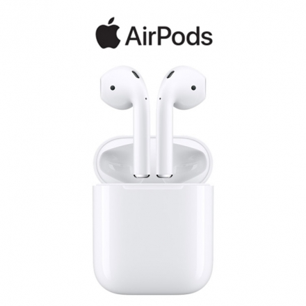 【原廠公司貨】Apple AirPods 無線藍芽耳機 iPhone 7 / 7 plus 適用