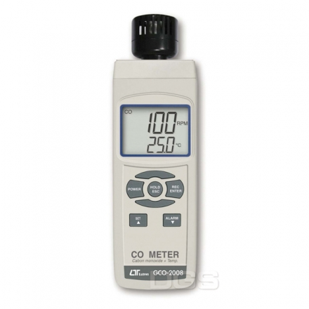 一氧化碳偵測器Digital CO /Thermo meter