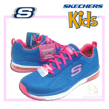 SKECHERS Air Infinity 81950LBLHP 女童 氣墊鞋;