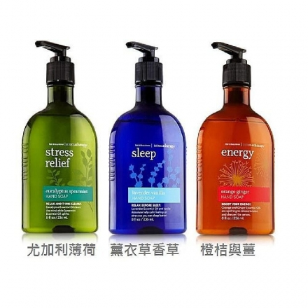 【彤彤小舖】Bath&Body Works Aromatherapy BBW芳香療法 精油泡沫洗手乳