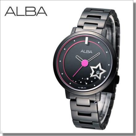 【 雅柏 】ALBA Fashion Lady 星光滿屋時尚腕錶 VJ32-X244SD