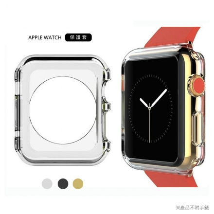 APPLE I WATCH 隱形TPU 保護殼/保護套/38/42mm/SPORT/EDITION
