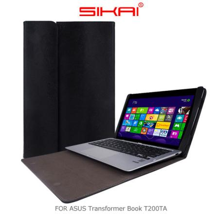 --庫米--SIKAI ASUS Transformer Book T200TA皮套 變型平版