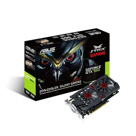 ASUS 華碩 STRIX GTX950 DC2OC 2GD5 GAMING 顯示卡