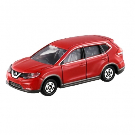 TOMICA TOMY No.21 日產 NISSAN X-TRAIL 4904810801092