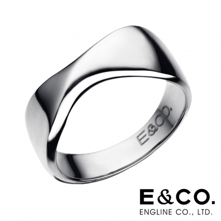 E&CO. Hand in Hand 系列戒指(女戒)