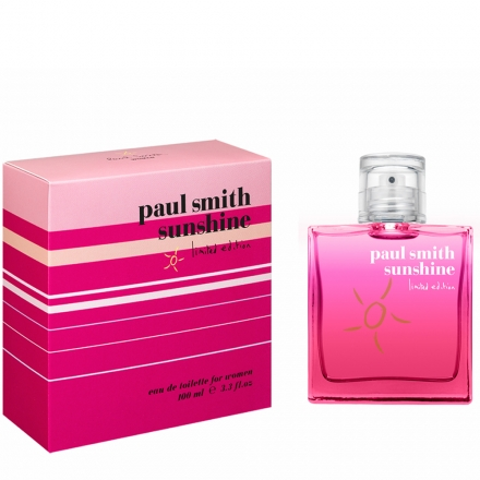 Paul Smith sunshine 2014曙光限量女性淡香水100ml【UR8D】