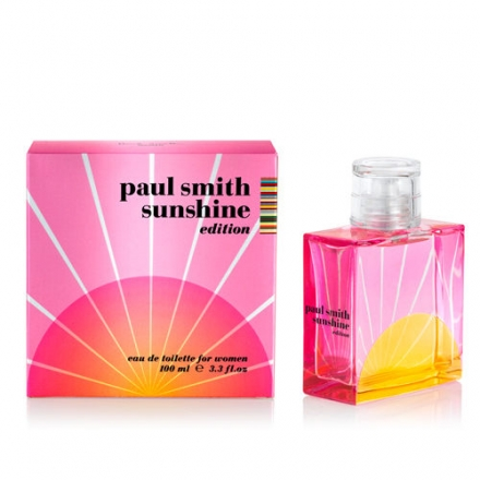 Paul Smith Sunshine Edition 2012曙光女性淡香水100ml【UR8D】