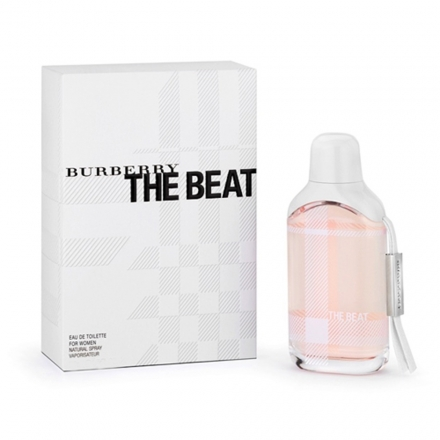 BURBERRY The Beat 節奏女性淡香水 75ml【UR8D】
