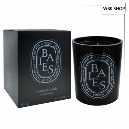 Diptyque 彩色香氛蠟燭 黑色漿果 Candle Baies 300g